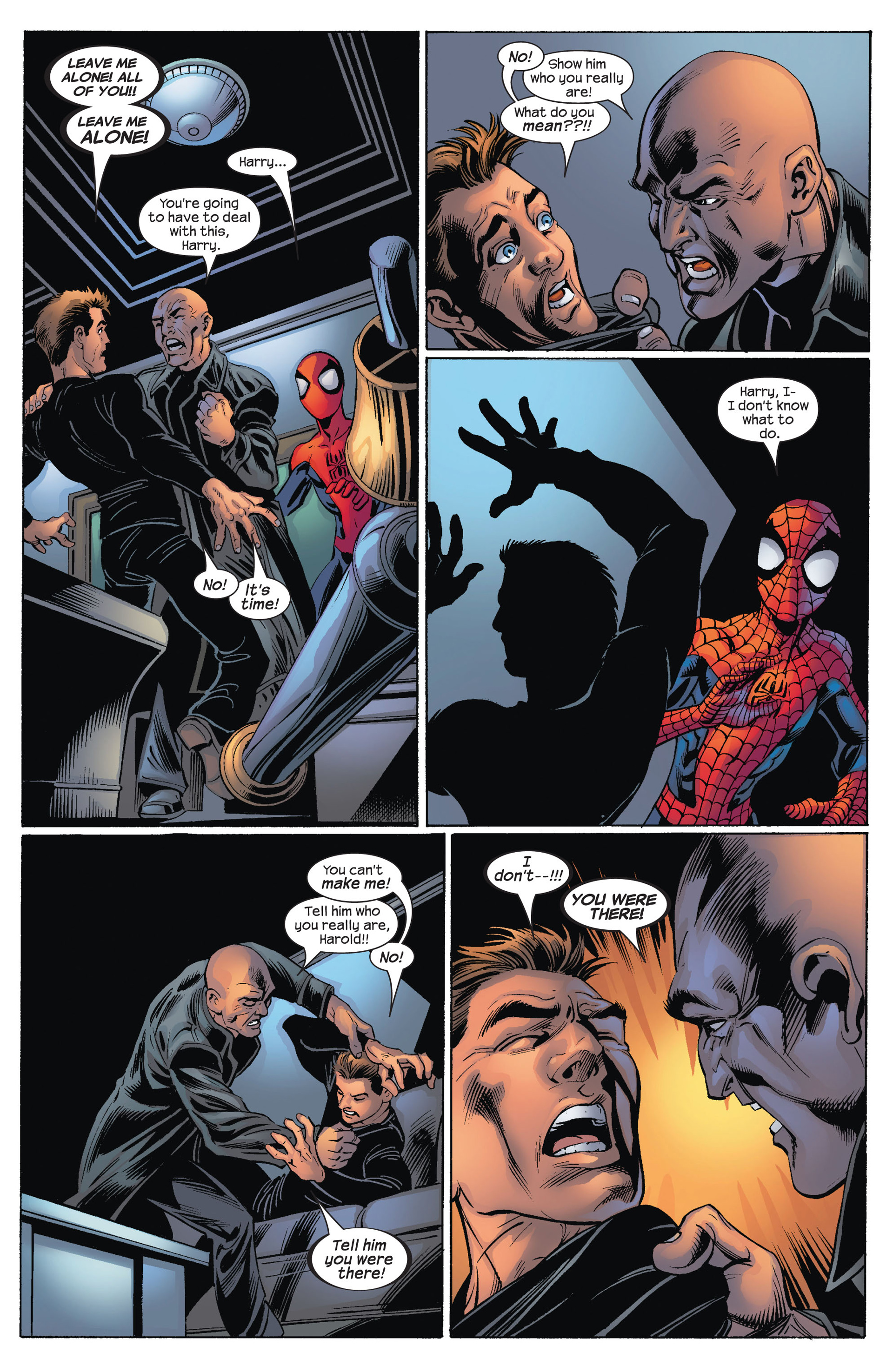Read online Ultimate Spider-Man (2000) comic -  Issue #75 - 19