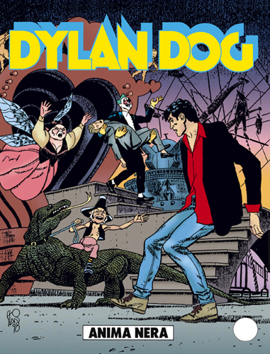 Dylan Dog (1986) 142 Page 1