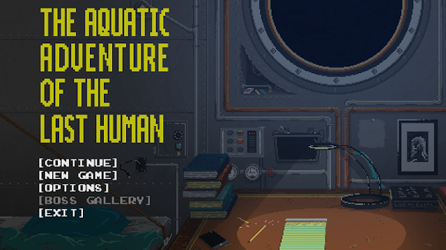 The Aquatic Adventure of the Last Human Gameplay