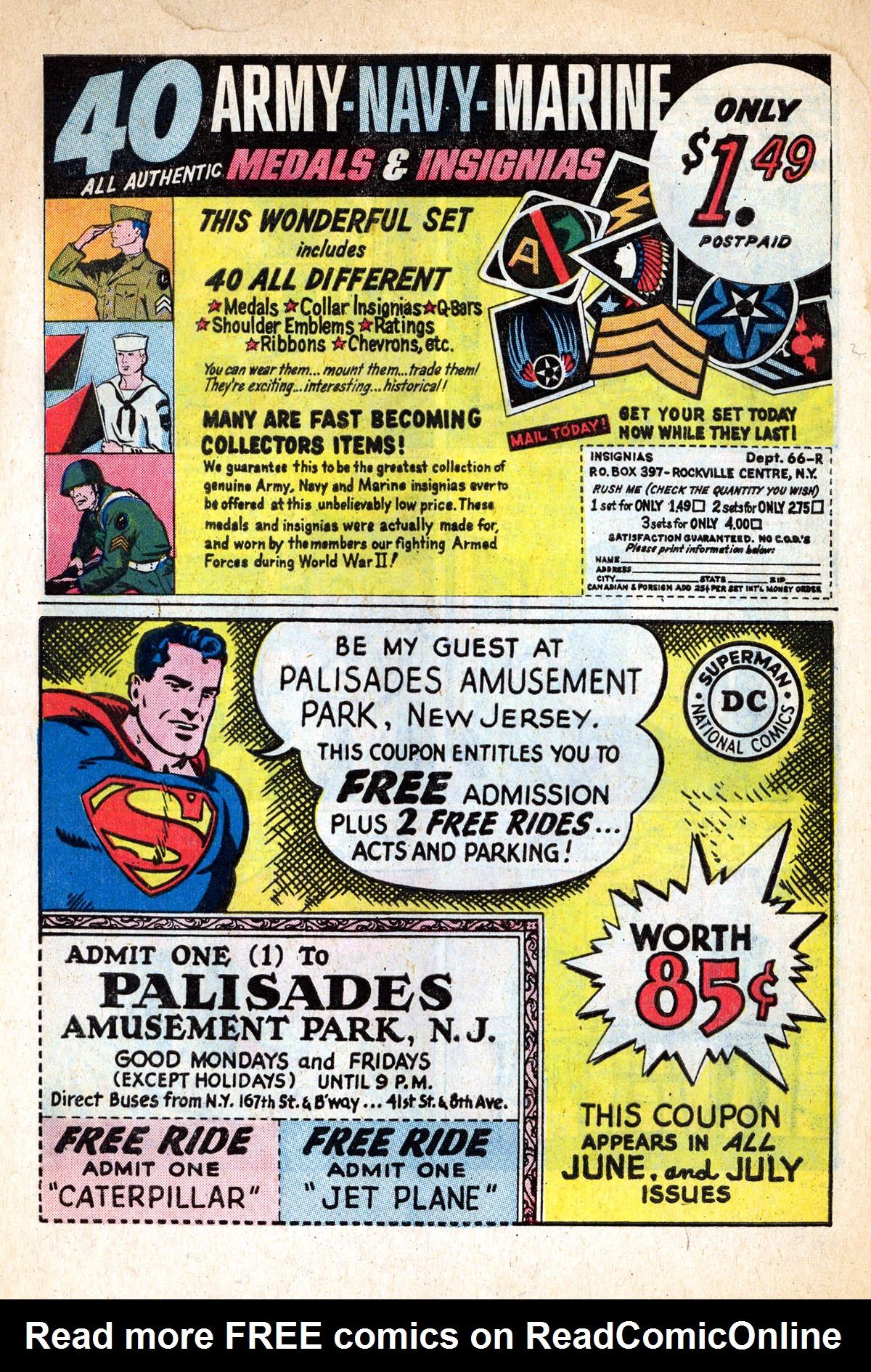 Read online World's Finest Comics comic -  Issue #158 - 28