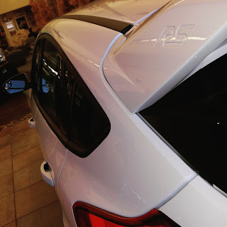 Focus RS spoiler