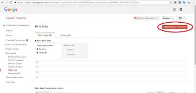 cara menambahkan situs di google webmaster tools