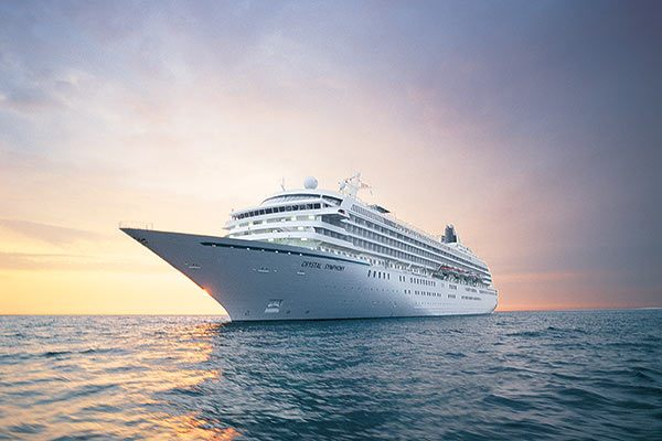 Savor The Sailing Of A Lifetime With Crystal Cruises