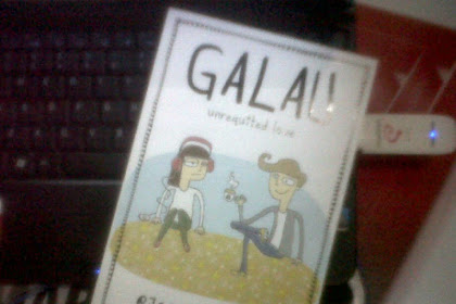 "Review Singkat: Buku ""Galau"" Unrequited Love @JambanBlogger"