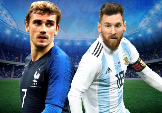 France vs Argentina - Preview - World Cup 2018