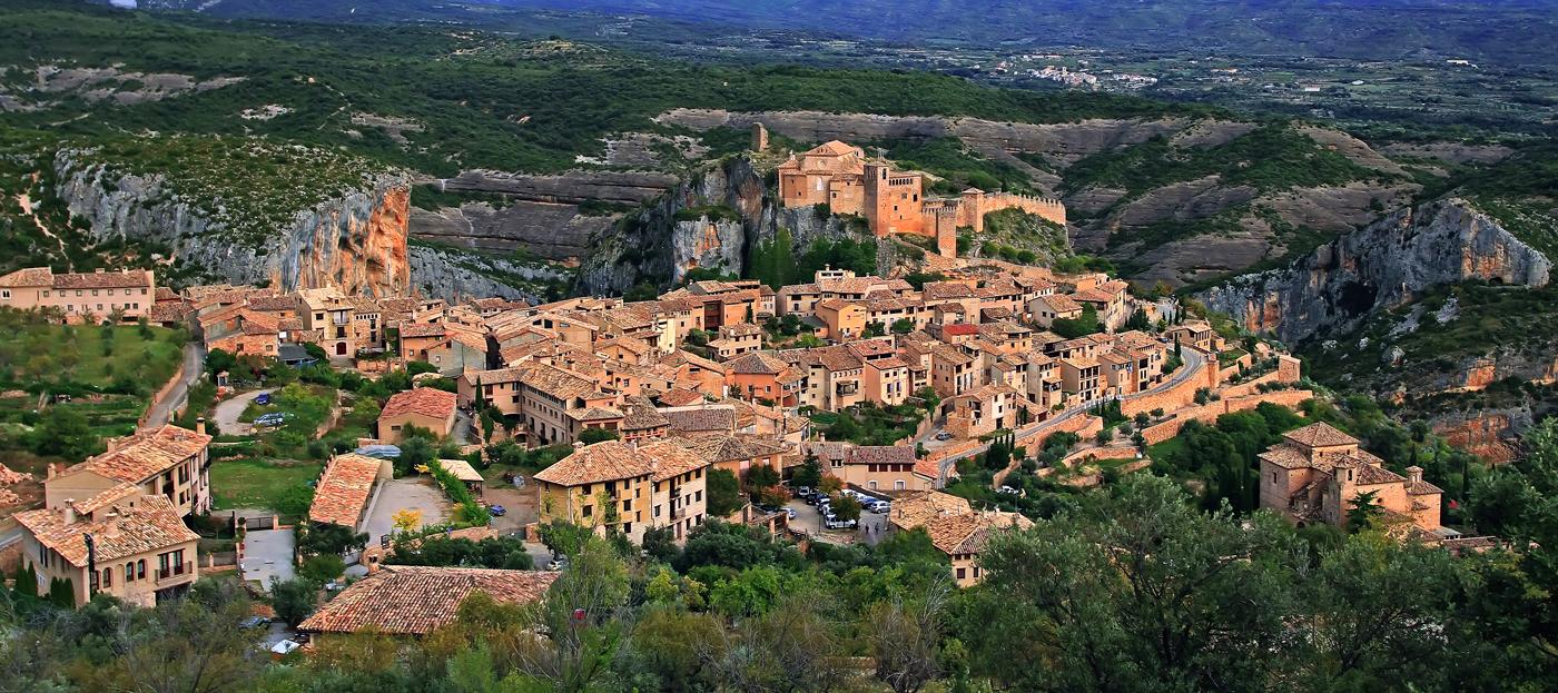 Alquezar Huesca