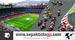 sepakbola dan MotoGP