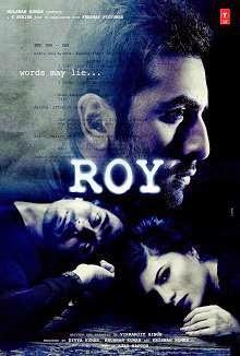 Roy (2015) Hindi Movie Poster