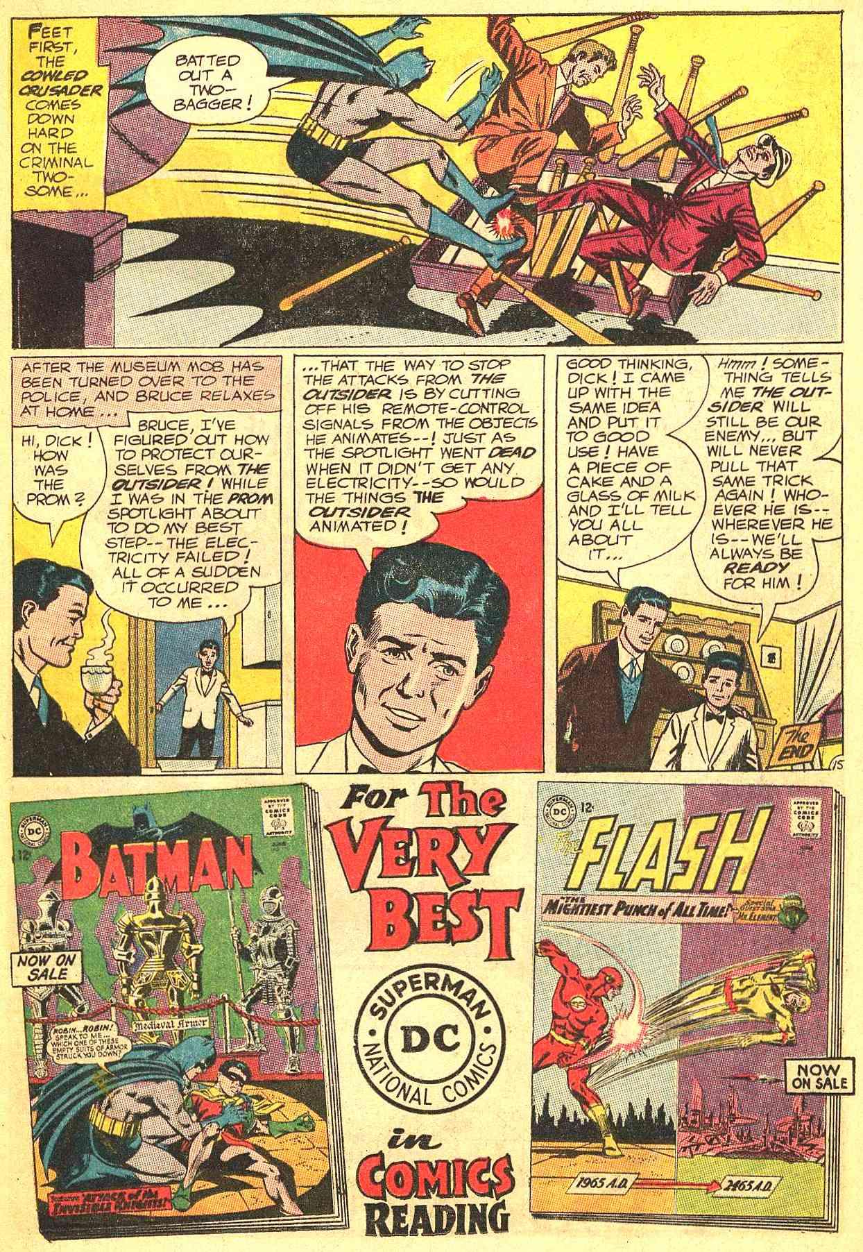 Detective Comics (1937) 340 Page 20