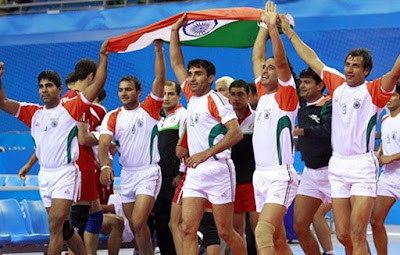 India Schedule in Kabaddi World Cup 2016