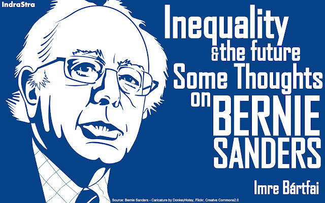 OPINION | Inequality & the Future: Some Thoughts on Bernie Sanders