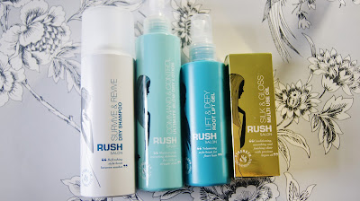 M&S Rush Salon Haircare