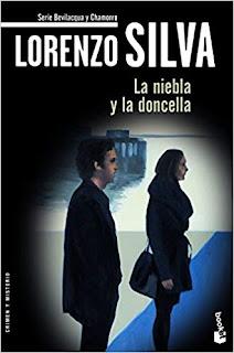 La niebla y la doncella- Lorenzo Silva