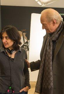 Shamim Sarif. Director of Despite the Falling Snow