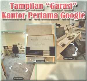 Seperti Apa Tampilan 'Garasi' Kantor Pertama Google? Yuk, Jelajahi Tur Virtualnya