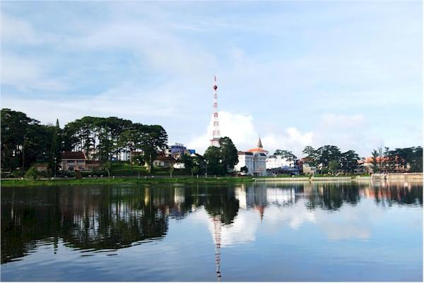 Lac de Xuan Huong - Dalat