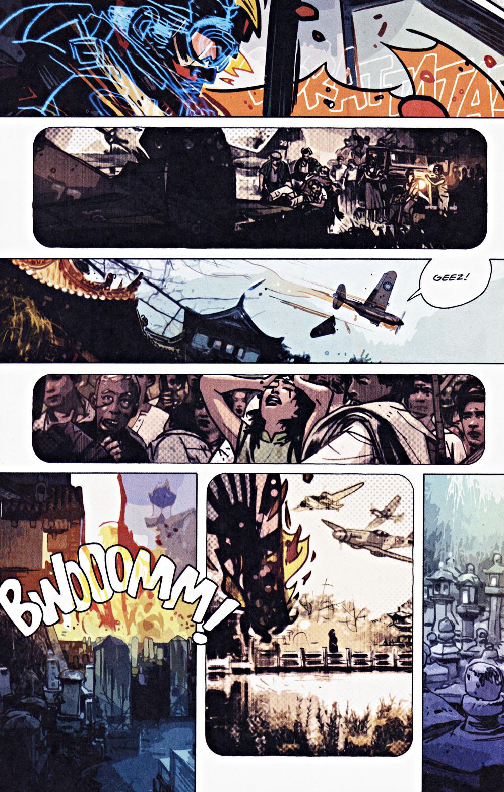 Read online Hellboy: Weird Tales comic -  Issue #7 - 8