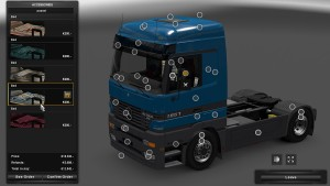 Mercedes Benz MP1 v 2.1.24