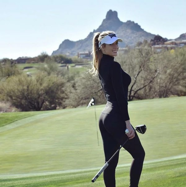 Paige Spiranac: The sexiest golfer in the world
