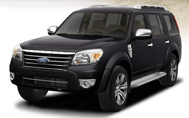 2016 Ford Endeavour Launched at Rs 24.75 Lakh