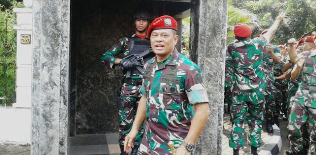Gatot Nurmantyo akan Keliling Negara-Negara ASEAN