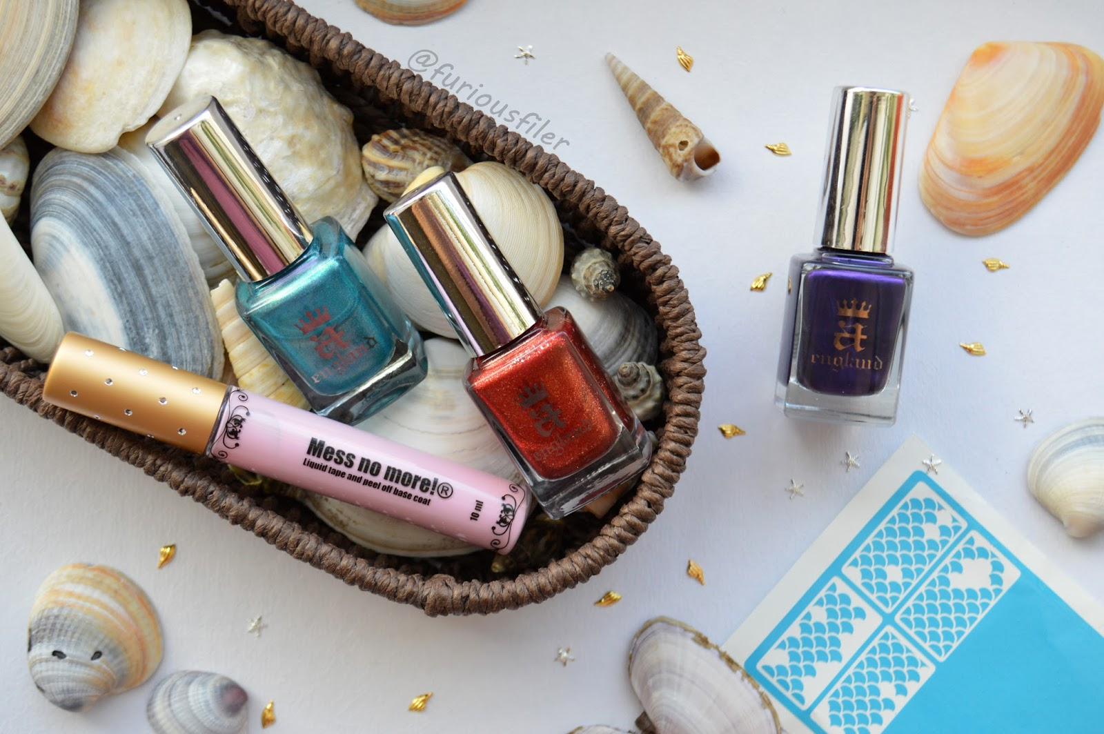 Splash MeeBox   Swatches, Nail Art and Review - FURIOUS FILER