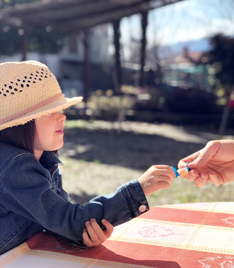 educare i bambini senza premi e punizioni