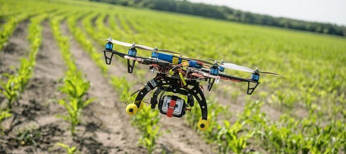 Drone, Teknologi Inklusif untuk Masyarakat Pedesaan Zaman Now