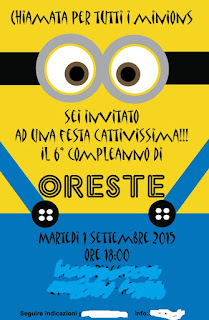 DESPICABLE ME ….ARE YOU READY?!