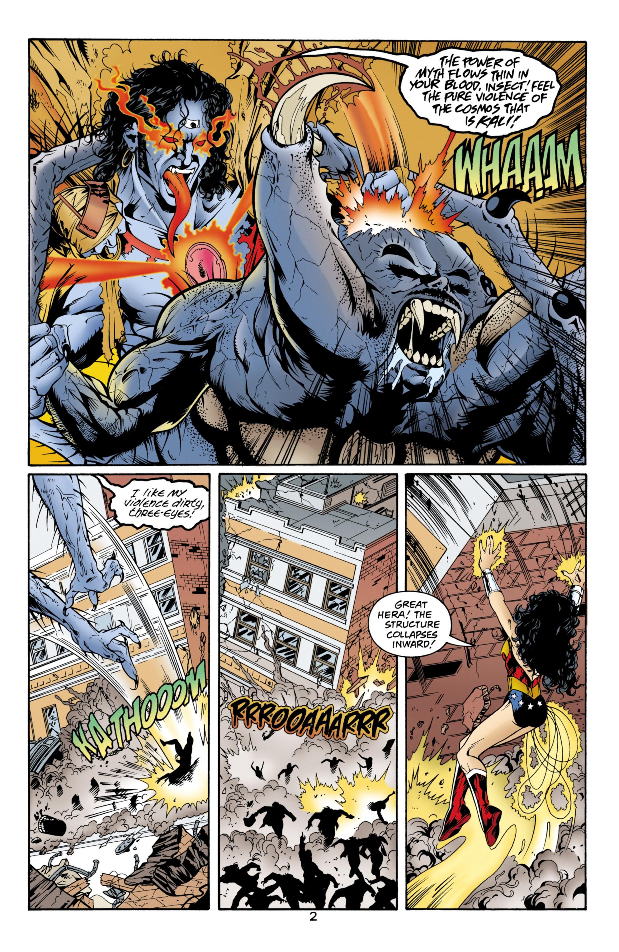 Read online Wonder Woman (1987) comic -  Issue #152 - 3
