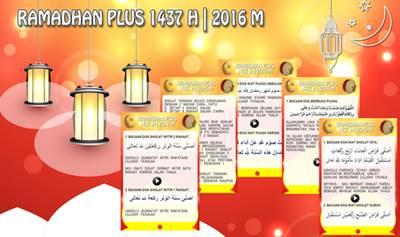 Aplikasi Ramadhan Plus Android Bagus untuk Umat Islam
