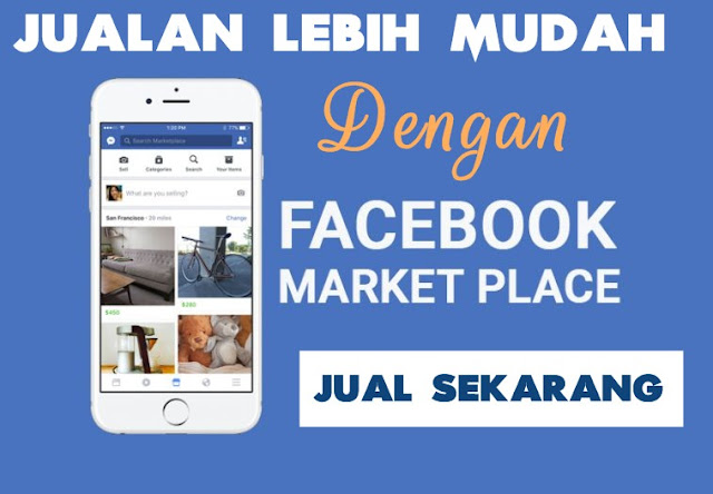 Cara Jualan di Facebook Marketplace