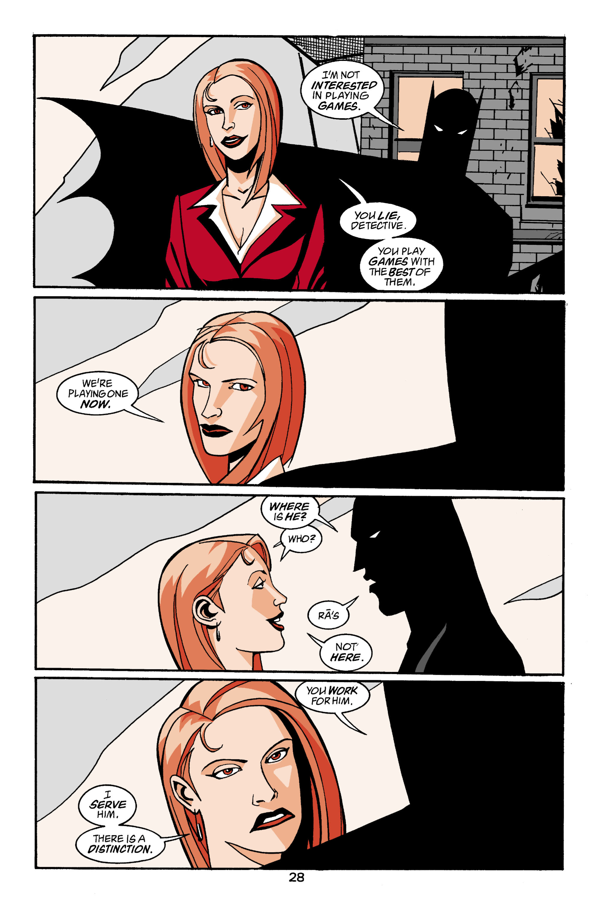 Detective Comics (1937) 744 Page 28