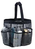 DELUXE MESH SHOWER TOTE
