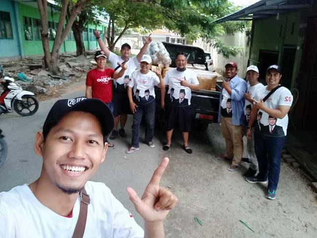 Peduli Korban Gempa, PATRA 08 Bersama Seknas Prabowo-Sandi Gelar Aksi Kemanusiaan Di Palu Dan Donggala