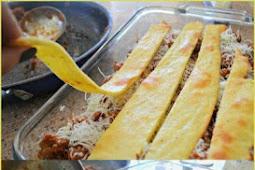 Keto Fat Head Lasagna Recipe