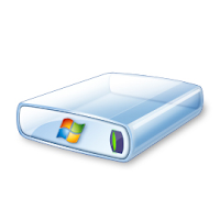 sky drive cloud icon