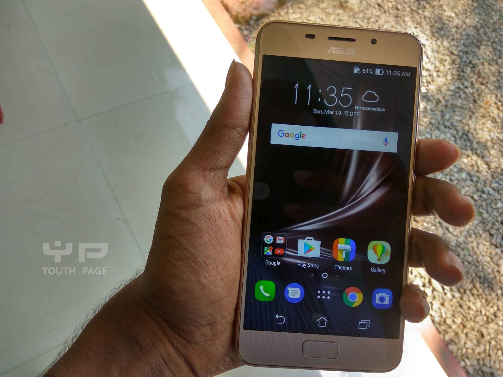 Asus Zenfone 3S Max Review :  A Smartphone for Smart people 4
