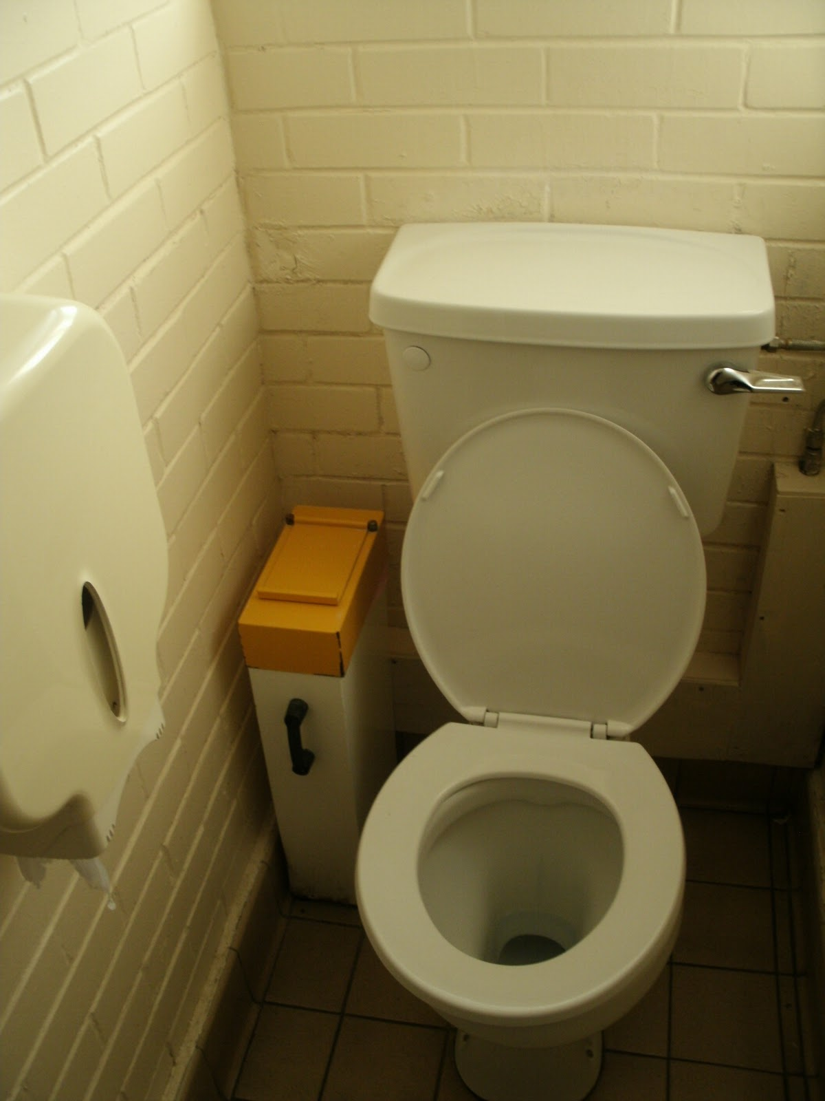 The Privy Counsel (A Bog Blog): A Draining Kind of Day