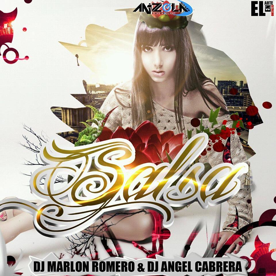 SALSA BAUL DEEJAY ANGEL CABRERA & MARLON ROMERO
