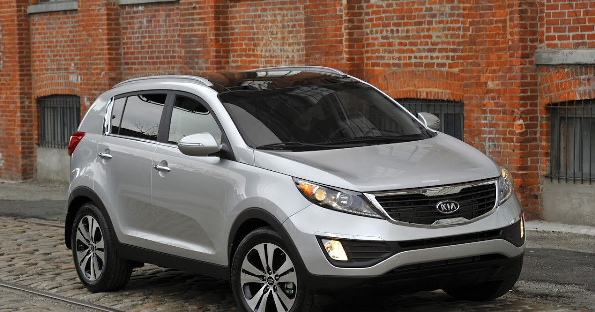 Latest Car Models: 2011 kia sportage