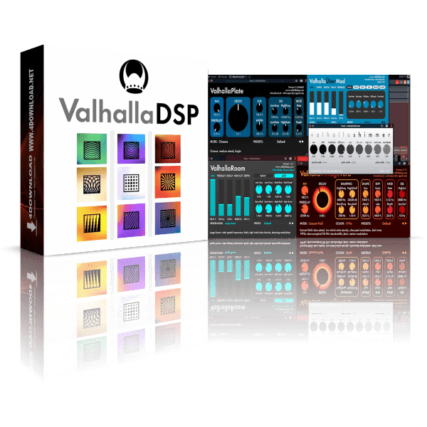 ValhallaDSP Bundle 2021.4 Full version