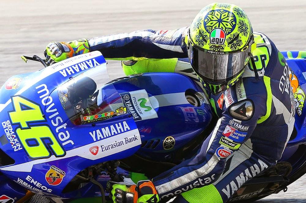 Pendapat Rossi  tentang seamless gearbox