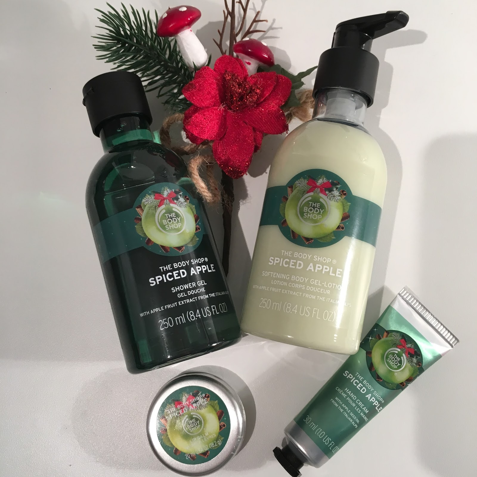 THE BODY SHOP CHRISTMAS 2016