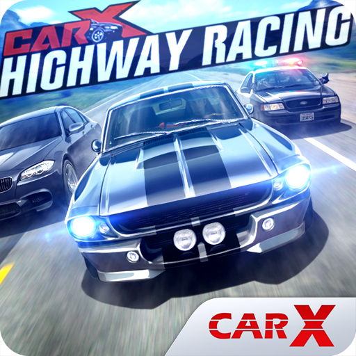 تحميل لعبة السباق CarX Highway مهكرة للاندرويد