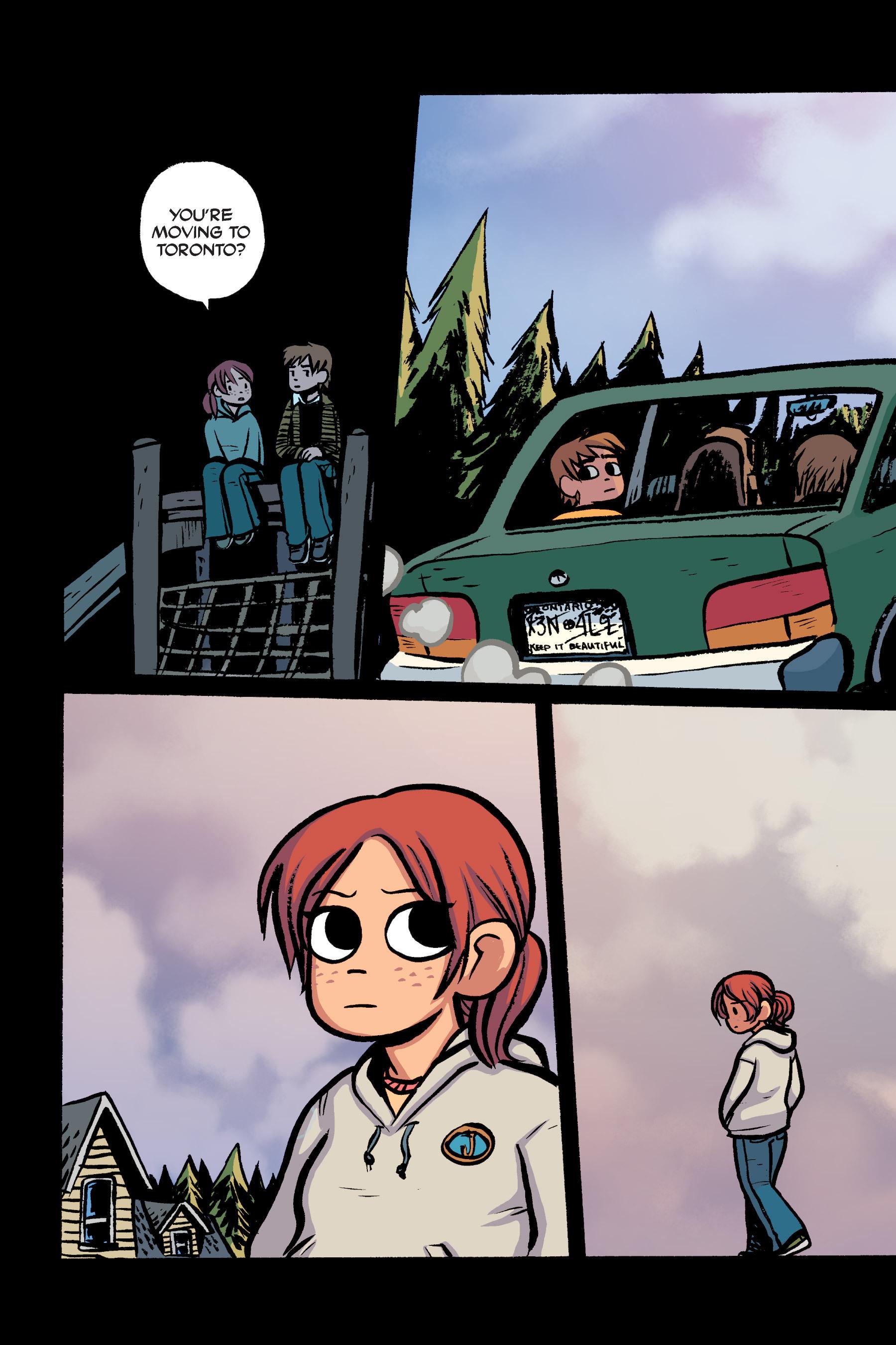 Read online Scott Pilgrim comic -  Issue #2 - 32