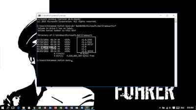 Tutorial mengetahui .Net Framework yang kita gunakan Tutorial mengetahui .Net Framework yang kita gunakan
