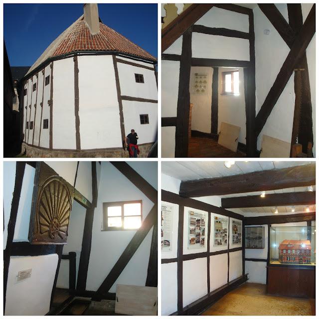 Fachwerkbaumuseum, Quedlinburg, Alemanha