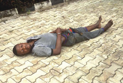 Six Days After His Arrest, Kidnapper Still Sleeping After Taking High Does Of