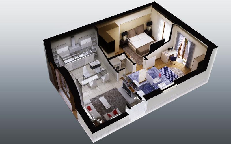 Infocasa metri quadrati catastali anche per le abitazioni for Arredare in 3d